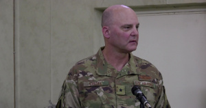 Brigadier General James Kriesel Speaks at Iraqi Graduation