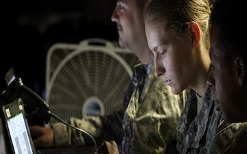 AZARNG's 198th RSG Conducts RSOI Mission for CSTX 91-18-01