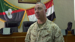VOCALIS OIC Discusses the Benefits of Training Iraqi Security Forces