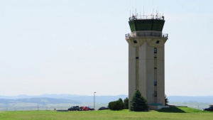 Ellsworth AFB Air Traffic Control