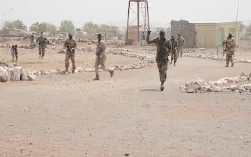 CJTF-HOA Trains Djibouti's Rapid Intervention Battalion