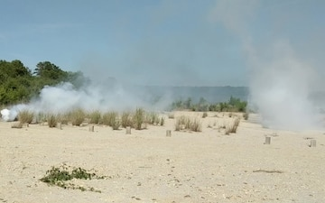 58th EMIB Live Fire Exercise