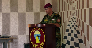 CJSOTF-I Special Report: Qwat Khasah Celebrate the Completion of Special Operations Training