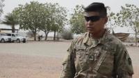 Djibouti Rapid Intervention Battalion Training