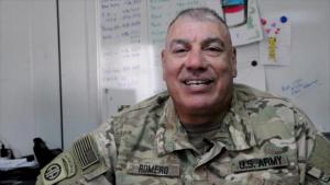 Sgt. 1st Class Jose Romero