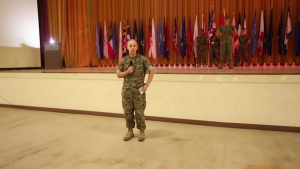 3rd Law Enforcement Battalion Change of Command