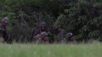 Mech Marines assault Combat Town, MEUEX draws to a close (B-Roll)