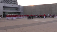 USMC Battle Colors Ceremony
