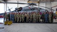 FLTCM Smith Conducts San Diego Fleet Engagement
