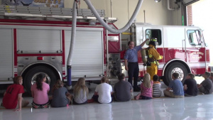 Junior Firefighter Camp