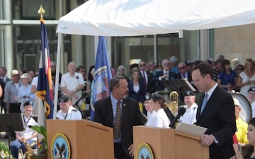 VA Medical Center Ribbon Cutting Ceremony in Aurora, CO