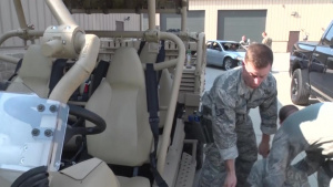 193rd SOSFS Receives Vehicle Extraction Training