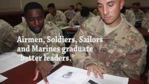 Corporals Course 101