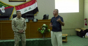 Iraqi Security Forces Receive Training in Military Deception - Part 2