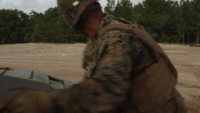 II MEF Support Battalion Exercise