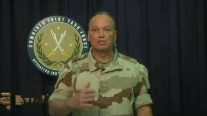 OIR Official Briefs Pentagon Reporters