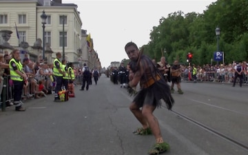 Belgian National Day Parade