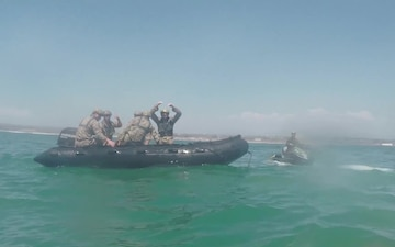 Australian soldiers, U.S. Marines train together in SoCal during RIMPAC