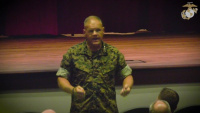 Commandant at 2018 Innovation Symposium