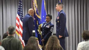 Col Carley assumes command of 42d ABW