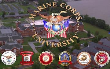2018 Marine Corps University