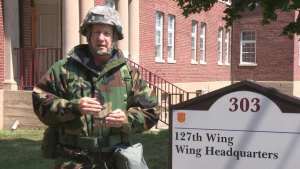 Wing Commander's ORA Message