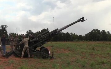 M777A2 Howitzer Fielding, Firing Makes History