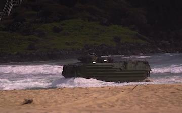 RIMPAC participants conduct amphibious landing demonstration