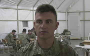 Soldier Spotlight: Spc. Hardy