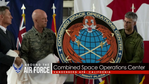 Around the Air Force: Combat Archer / Combined Space Ops Center