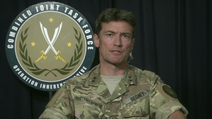 British General Provides Operation Inherent Resolve Update