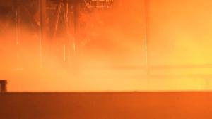 ARFF extinguish training