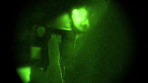 AC-130W Stinger II takes flight
