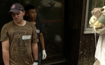 MCAS Iwakuni Single Marine Program volunteers continue with neighborly support in Japan (Package/Pkg)