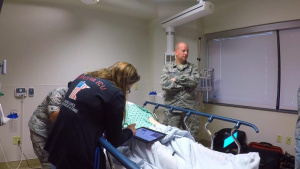 Nellis Tele-ICU Program