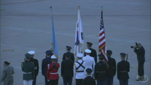 U.N. Command Repatriation Ceremony to Honor Fallen Korean War Heroes Part 2
