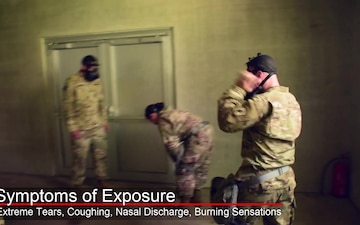 2-503rd Enters Gas Chamber