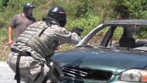 193rd SOSFS  Armed Vehicle Defense