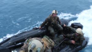31st MEU MRF raids from sea, air (Narration)
