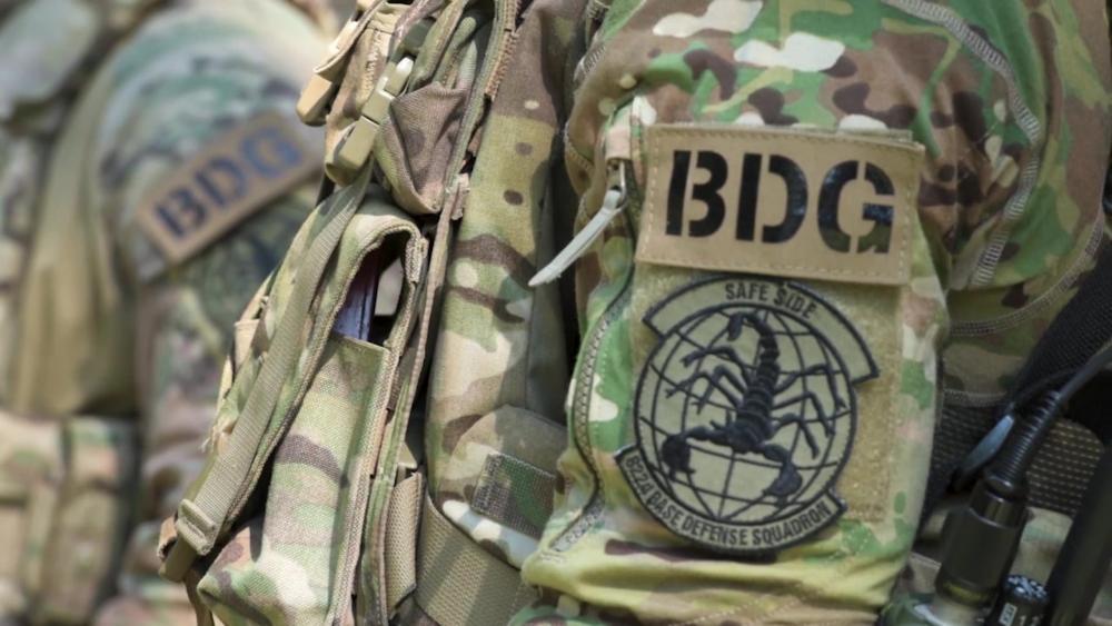 Dvids Video 822d Base Defense Squadron Full Mission Profile