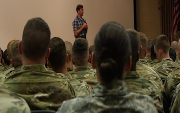 Dr. Mark T. Esper Visits Camp Shelby Joint Forces Training Center