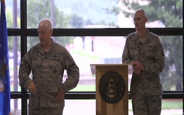 Rice, Anderson visit Stratton Air National Guard Base