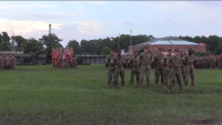 2nd Marine Division Change of Command Ceremony