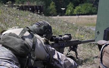 Europe Best Sniper Team Competition 2018