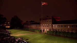 Marine Barracks Washington Prep Time Series: Protocol