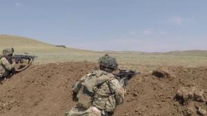 B-Roll, 3rd Squadron 2CR Small Unit Tactics - Exercise Noble Partner 18