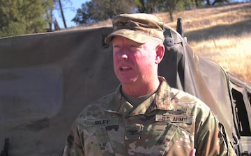 XCTC: SOT Colonel Eric Riley