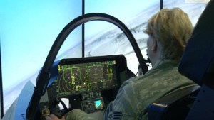 F-35 Flight Simulator comes to the Vermont Air National Guard