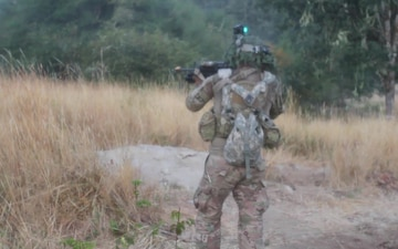 Task Force Tomahawk Captures Enemy Defensive Positions during Courage Ready 18-02