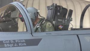 142nd Fighter Wing Change of Command and Colonel Duke Pirak's Fini Flight